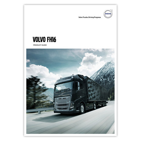 Volvo FH16 product guide