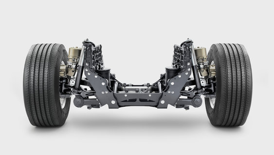 Volvo´s dynamic chassis