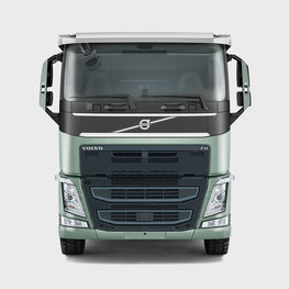 Volvo FH low sleeper cab