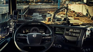 Volvo Dynamic Steering with Personal Settings